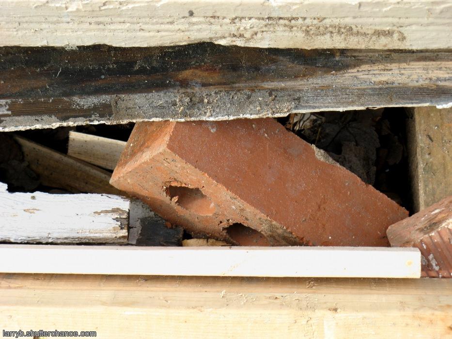 photoblog image Boards and Bricks #2
