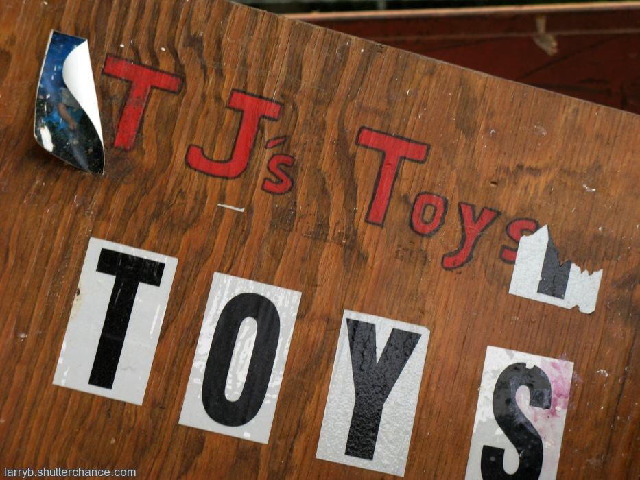 photoblog image Toy Box...