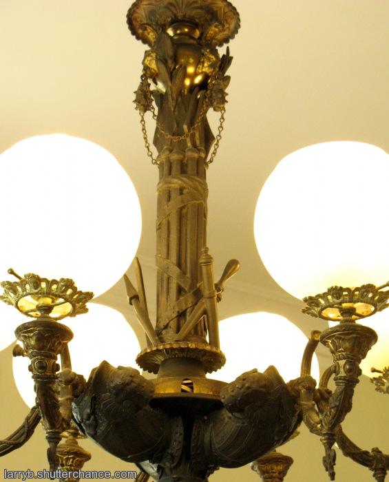 photoblog image Chandelier Detail #2