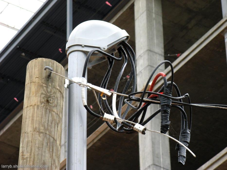 photoblog image Wire Act